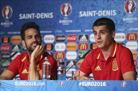 Đội hình Tây Ban Nha dự World Cup 2018 được công bố hình ảnh