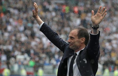 HLV Max Allegri sẽ ở lại Juventus mùa sau hình ảnh