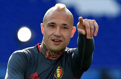 Tiền vệ Radja Nainggolan từ giã ĐT Bỉ vì không được gọi hình ảnh