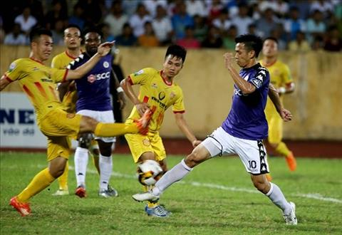 Nam Dinh 0-2 Ha Noi