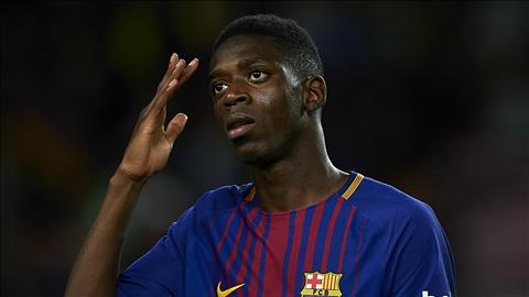 Không có chuyện Ousmane Dembele rời Barca ở hè 2018 hình ảnh