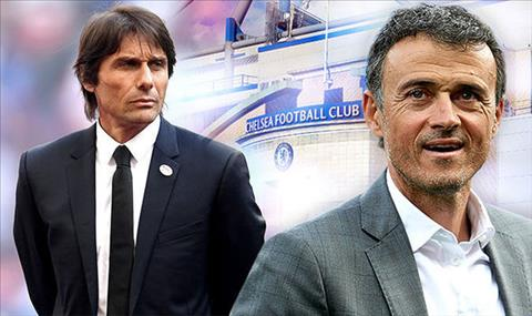 Chelsea sa thai Conte bo nhiem Enrique