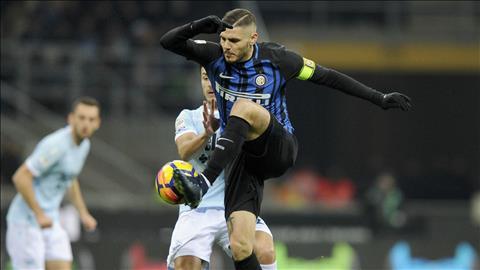 Tong hop: Lazio 2-3 Inter Milan (Vong 38 Serie A 2017/18)
