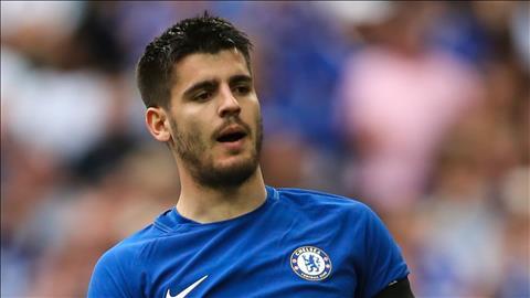 Chelsea muốn mua Karim Benzema thay Morata hình ảnh