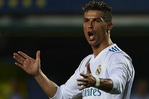 Ronaldo bi chi trich