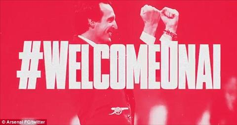 Arsenal bổ nhiệm Emery làm tân HLV trưởng thay Giáo Sư Wenger hình ảnh
