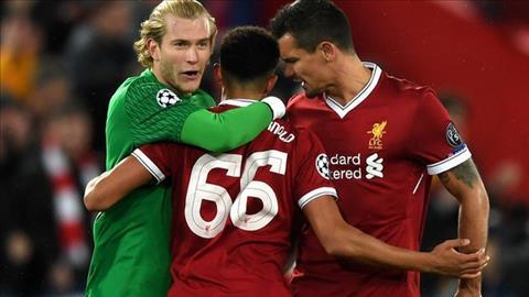 Hàng thủ Liverpool trước trận chung kết C1 2018 Vừa mừng vừa lo hình ảnh