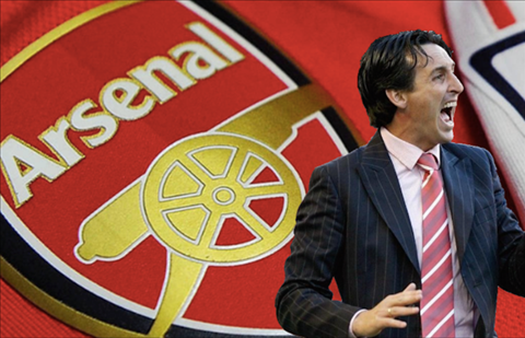 unai emery toi arsenal
