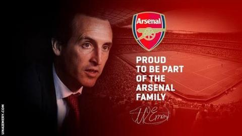 Arsenal bổ nhiệm Emery Đáng tranh cãi hay không hình ảnh