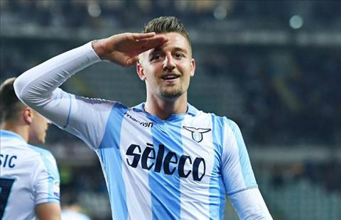 Juventus muốn mua Milinkovic-Savic của Lazio hình ảnh