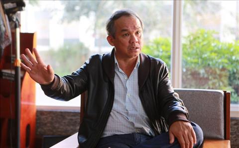 Ong Tran Van Lieng chi ra cai do cua bau Duc.