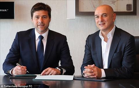 Tottenham gia hạn hợp đồng với Mauricio Pochettino đến năm 2023 hình ảnh