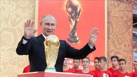 World Cup 2018 Khi bầu không khí bóng đá bị át bởi chính trị hình ảnh