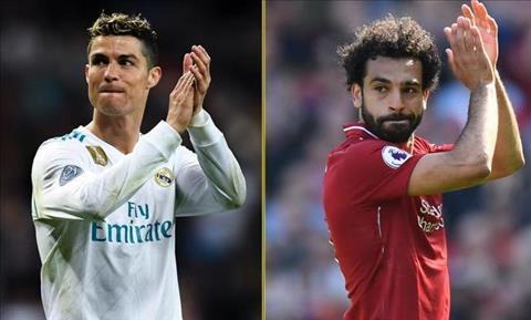 Cristiano Ronaldo vs Mohamed Salah, ai hơn ai hình ảnh