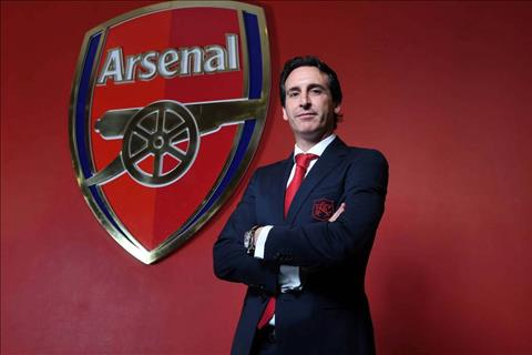 Emery lam HLV Arsenal