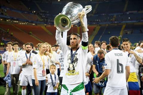 Ramos nang cao champions league