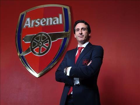 Pires ca ngợi HLV Unai Emery là bom tấn của Arsenal hình ảnh