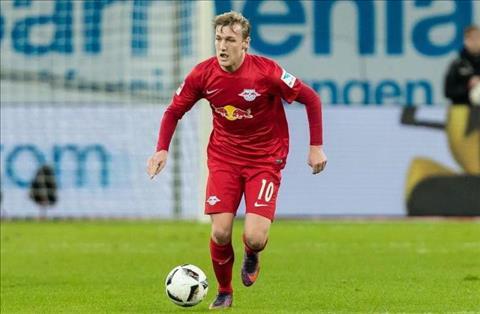 Arsenal muốn mua Emil Forsberg của RB Leipzig hình ảnh