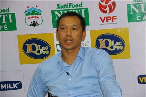 HLV Nguyễn Đức Thắng bị sốc khi SLNA toàn thắng 7 trận liên tiếp hình ảnh