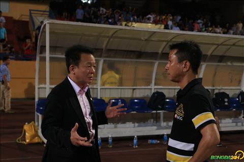 Hà Nội đánh bại Thanh Hóa, trợ lý Văn Sỹ Sơn chia sẻ đầy bất ngờ hình ảnh