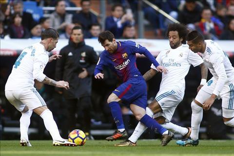 Marcelo ngan can Messi