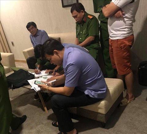 PCT Nguyễn Xuân Gụ mua dâm ở khách sạn VFF yêu cầu giải trình hình ảnh