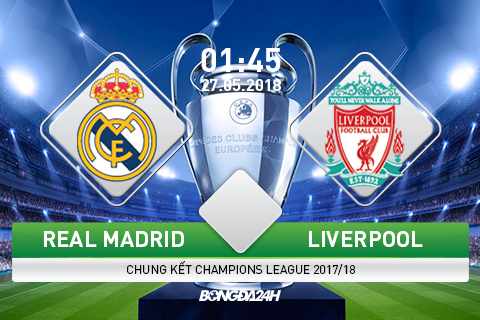 Preview Real Madrid vs Liverpool