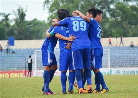 Kết quả Quảng Nam vs Nam Định 5-2 vòng 9 V-League 2018 chiều nay hình ảnh