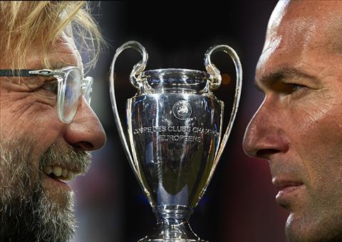 Real Madrid vs Liverpool chung kết C1 Klopp ca ngợi Zidane hình ảnh