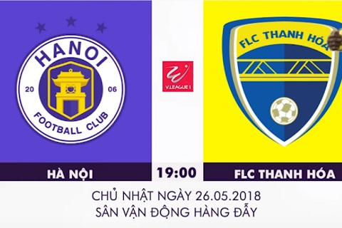 Nhan dinh Ha Noi vs Thanh Hoa vong 9 V-League 2018