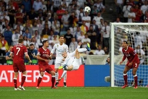 Gareth Bale xuất sắc nhất chung kết C1 Trận đấu cứu cả sự nghiệp hình ảnh