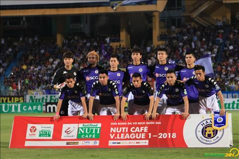 Ha Noi FC tran day tu tin du phai doi mat voi thu thach mang ten FLC Thanh Hoa.