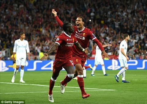 Real Madrid 3-1 Liverpool (KT) Los Blancos lập hattrick vô địch Champions League nhờ  Karius hình ảnh 5