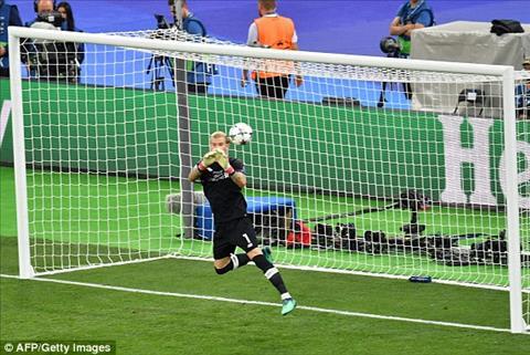 Real Madrid 3-1 Liverpool (KT) Los Blancos lập hattrick vô địch Champions League nhờ  Karius hình ảnh 8