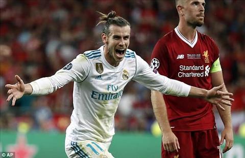 Real Madrid 3-1 Liverpool chung kết C1 Gareth Bale và lời chia tay hoàn hảo hình ảnh 2