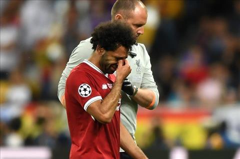 Sergio Ramos phát biểu về Mohamed Salah hình ảnh