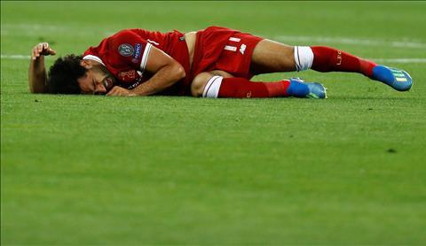 Liverpool Salah chấn thương nhưng không mất World Cup 2018 hình ảnh