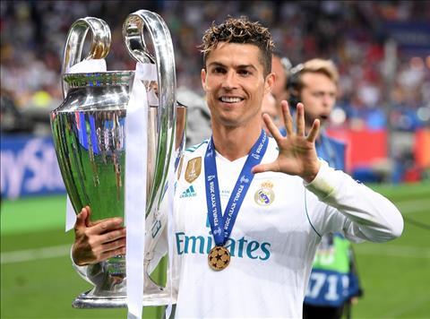 Casemiro nói gì về khả năng Ronaldo chia tay Real Madrid  hình ảnh