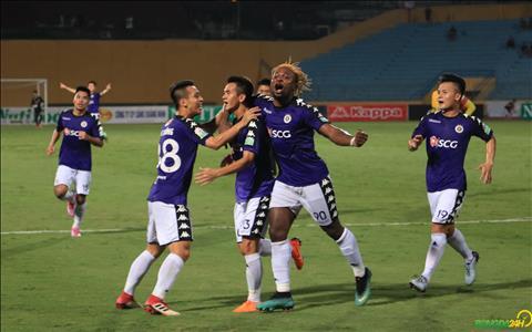 Hà Nội quá mạnh so với phần còn lại của V-League 2018 hình ảnh