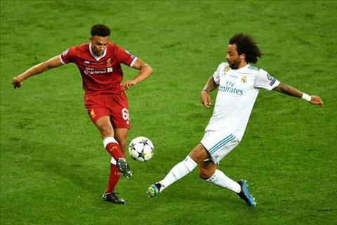 Marcelo phát biểu về Real Madrid sau chiến thắng trước Liverpool hình ảnh