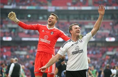 Tong hop: Fulham 1-0 Aston Villa (Playoff thang hang Premier League 2018/19)