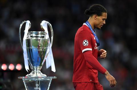 Van Dijk vẫn cảm thấy tự hào dù Liverpool không thể vô địch C1 201718 hình ảnh 2