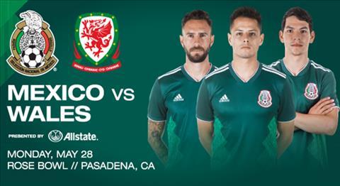 Nhận định Mexico vs Wales 08h00 ngày 295 Giao hữu quốc tế hình ảnh