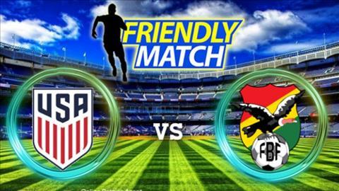 Nhận định Mỹ vs Bolivia 05h30 ngày 295 Giao hữu quốc tế hình ảnh