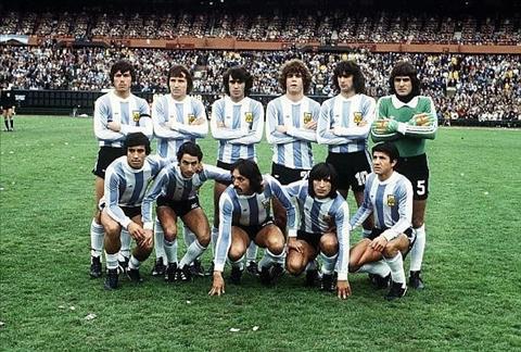 Bí ẩn lịch sử World Cup 1978 ĐT Argentina đã mua cúp vô địch hình ảnh