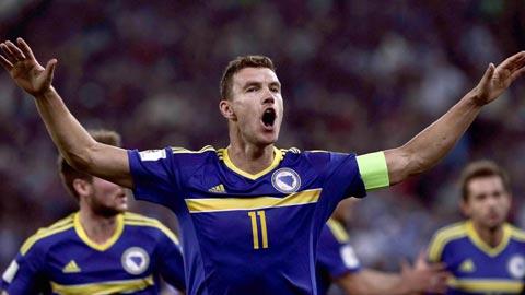 Nhận định Bosnia vs Montenegro 23h00 ngày 285 Giao hữu quốc tế hình ảnh