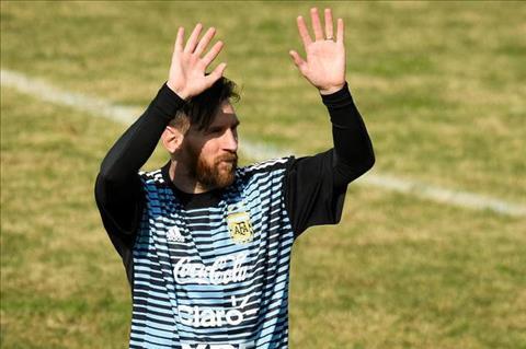Messi tai DT Argentina