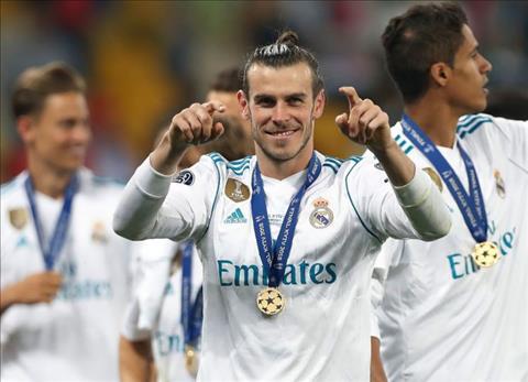 Real bán Bale cho MU nếu nhận được số tiền kỷ lục hình ảnh