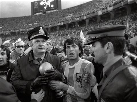 Chuc vo dich World Cup sac mui chinh tri cua Argentina. Anh: rollersport