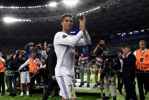 Ronaldo phát biểu về tương lai rằng sẽ ở lại Real hình ảnh